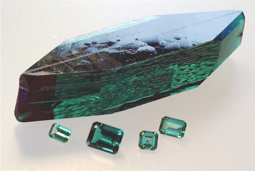 materials emerald hero gem to an synthetics synthetic made introduction man